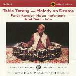 Pandit Kamalesh Maitra. Tabla Tarang - melody on drums.