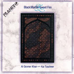 "Al Groomer Khan ""Black Marble, Sweet Fire"""