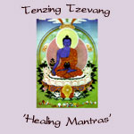 "Tenzing Tsevang ""Healing Mantras"""